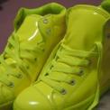 2ケ月待った靴