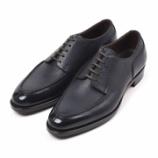 『誂靴 | JOE WORKS JOE-0 APRON FRONT DERBY ARIZONA NAVY』の画像