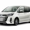 トヨタ、新型「ノア」「ヴォクシー」2022年1月発売へ