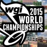 『【WGI】カレンダー・チェック!  2015年世界大会日程告知動画です!』の画像