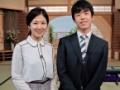 【悲報】NHKの朝の顔・桑子真帆ちゃん(33)、昔の男に売られてしまう