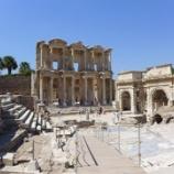 『トルコ旅行記9 見どころ満載、なぜここが世界遺産でないのかエフェソスの遺跡 後編』の画像