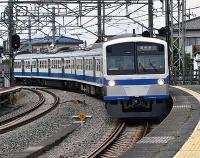 『西武鉄道多摩湖線9104編成と狭山線の101系,そして2000系2輛編成と2063編成』の画像