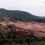 【動画】ブラジル、鉱山ダムの決壊の瞬間をとらえる映像が公開される! [海外]