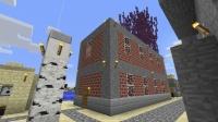 街に赤い倉庫を作る