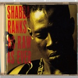 『Shabba Ranks「As Raw As Ever」』の画像
