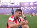 【動画】アトレティコのスアレスさん、優勝して号泣wwwwwwwwww