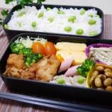 『本日のお弁当 & 1年中食べたい! 女性には嬉しい食材!!』の画像