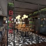 『【オープン】下北沢駅直結 シモキタエキウエに「シュマッツ・ベーカリー&ビア」』の画像