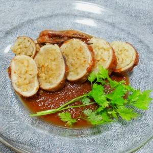 イタリアン風イカ飯