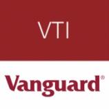 『【VTI】 バンガード トータルストックマーケットETF』の画像
