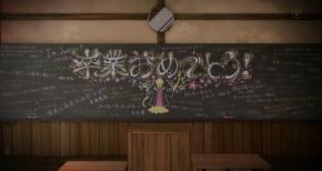 【暗殺教室 2期】第25話 感想 立派に成長した生徒たち。身長と胸以外【最終回】