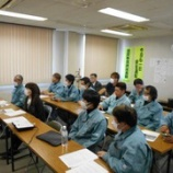 『4/6 名古屋支店 安全衛生会議』の画像
