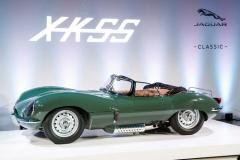 ジャガー、オリジナルを忠実に再現「XKSS」世界初公開! 限定9台、1.4億円