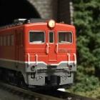 『KATO DF50 ライトユニット交換』の画像
