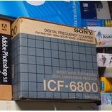 『【SONY】ICF-SW7600GRをまた買った。あと、ICF-6800が直せない。【BCL】』の画像