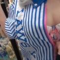 コンビニでアルバイトする美少女「上原亜衣」下着もコンビニがらで美乳美尻美脚すスレンダー美女と店内でバック挿入激イキ!