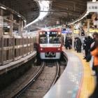 『夜、会社帰りに駅のホームで友人の松本と偶然会った』の画像