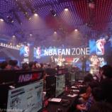 『【NBA選手来日】ロン・ハーパー来日!NBA FAN ZONE EVENT参加レポート@六本木ニコファーレ』の画像