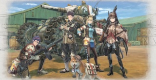 シリーズ1作目『戦場のヴァルキュリア for Nintendo Switch』が2018年秋に配信決定!『戦ヴァル4』のスイッチ版は発売延期へ