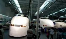 【日本観光】    名古屋の 電車博物館  に行ってきた。   海外の反応