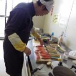 『4月の男の料理(東大和市セブン会)』の画像
