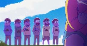 【おそ松さん 2期】第11話 感想 毛の恨み晴らさでおくべきか