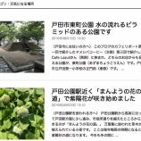 『戸田市にはこんなに情報があります 11年9カ月の記事をテーマ別に整理』の画像