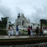 『ワット・ロンクン チェンライの白いお寺』の画像