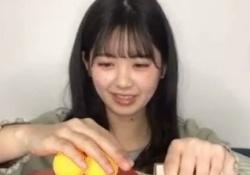 ちょw かわいすぎる筒井あやめちゃんのgifがコレ!!!