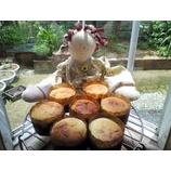 『ストロベリー・スフレチーズケーキ♪』の画像