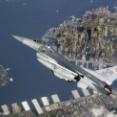「なぜ戦闘機が飛んでいる」国連総会開催中のニューヨーク上空にF-16戦闘機…誤進入した小型機に緊急出動!