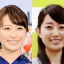 元MBS豊崎アナ 元TBS枡田アナ「本当に性格いいんですか」「自慢にしか感じない」