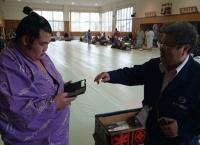 相撲業界がこぞって田名部生来に投票している模様