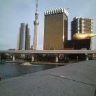 『東京 吾妻橋から見える風景』の画像