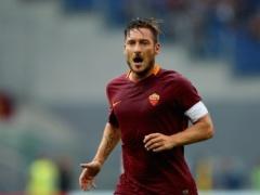 ローマがトッティの引退・・・ではなく退団を発表!