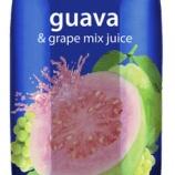 『CHABAA 果汁100% グァバ&グレープミックス ・ブラッドオレンジ 180ml』の画像