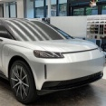 ジェームズ・ダイソンが開発断念した電気自動車の試作車の画像を公開!