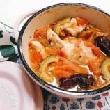 『生田神社の「茅の輪くぐり」と「鶏肉となつめのトマト煮込み」』の画像