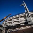 『LAOWA9mmF2.8で巡る横浜名所案内2:改修中の横浜スタジアム・横浜中華街 2019/01/30』の画像