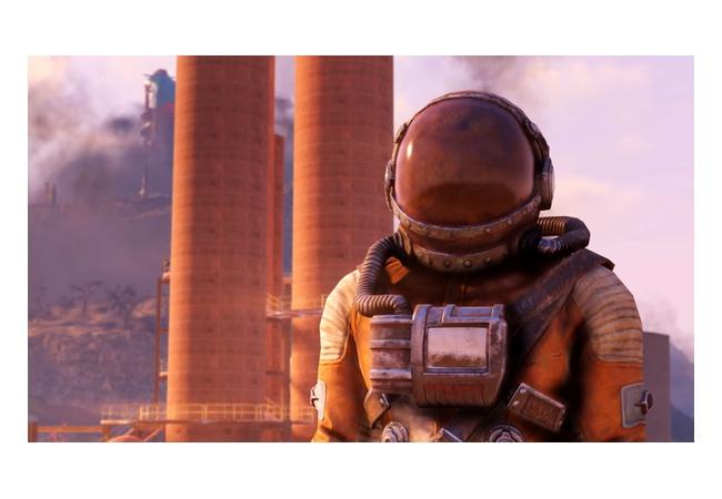 【フォールアウト76】宇宙服の入手方法/ガスマスク【FO76】