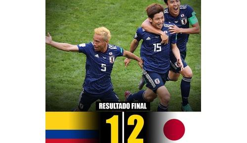 西野ジャパンがコロンビア撃破!(コロンビアほか中南米スペイン語圏の反応)