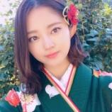 『本当に美人になったなぁ…欅坂46鈴本美愉、約二ヶ月ぶりにブログ更新!』の画像