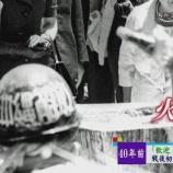 『天皇陛下火炎瓶投げつけ事件「ひめゆりの塔事件」の真相をミヤネ屋で特集【画像】』の画像