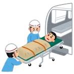 【閲覧注意】京都に転院する京アニ青葉容疑者がこちら↓