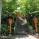 ぶらっと穴八幡宮へ散歩