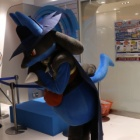 『「ポケモンセンター・ハロウィンキャンペーン」ルカリオのグリーティングに行ってきたでござるッ!』の画像