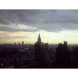 『厚い雲が立ち込めて』の画像