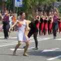 2014年横浜開港記念みなと祭国際仮装行列第62回ザよこはまパレード その59(洋光台バトン)の2