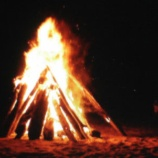 『熊本の曽祖父が妖怪にあった話「足の生えた焚き火」』の画像